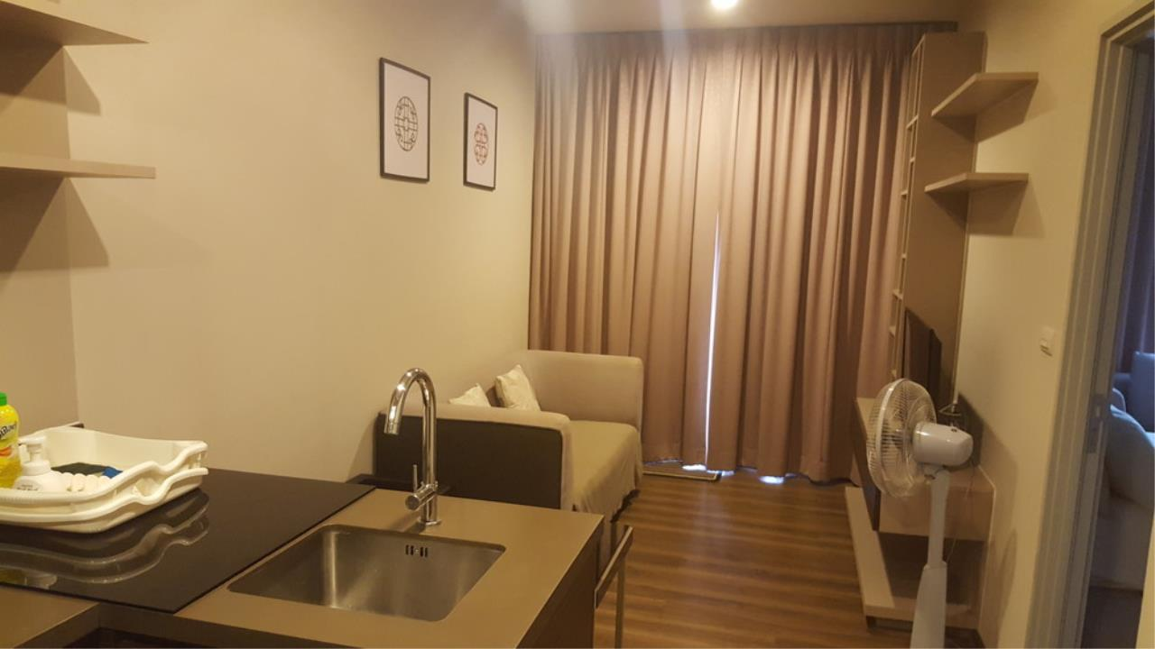 The One Residence Agency's condominium for rent at Onyx Phaholyothin , 1BR , 1BA , 40SQM 7
