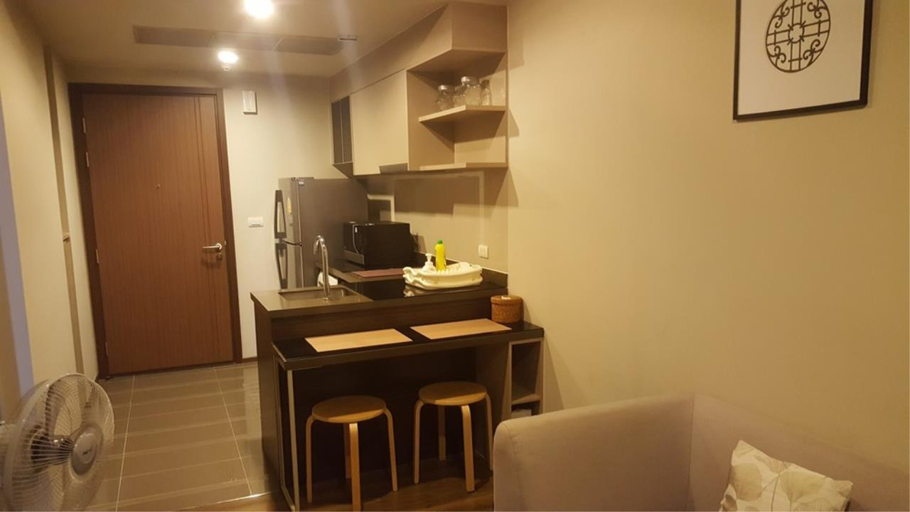 The One Residence Agency's condominium for rent at Onyx Phaholyothin , 1BR , 1BA , 40SQM 5