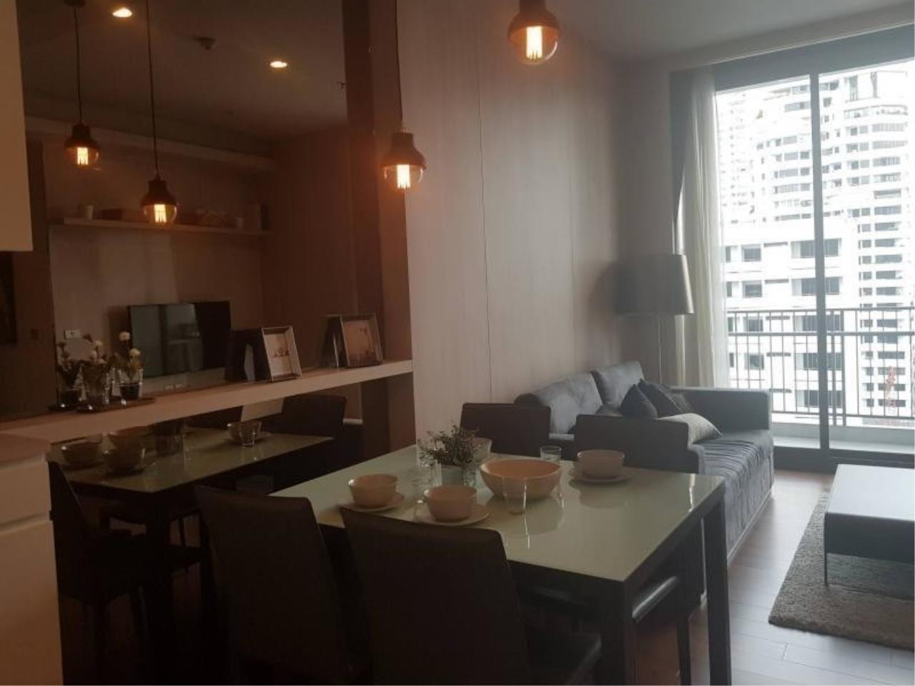 The One Residence Agency's condominium for Sale at Quattro by Sansiri , 2BR , 2BA , 82SQM 7
