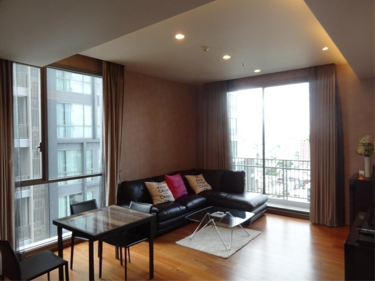 The One Residence Agency's condominium for Sale at Quattro by Sansiri , 2BR , 2BA , 81SQM 8