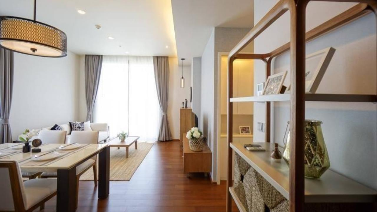 The One Residence Agency's condominium for Sale at Quattro by Sansiri , 2BR , 2BA , 81SQM 1