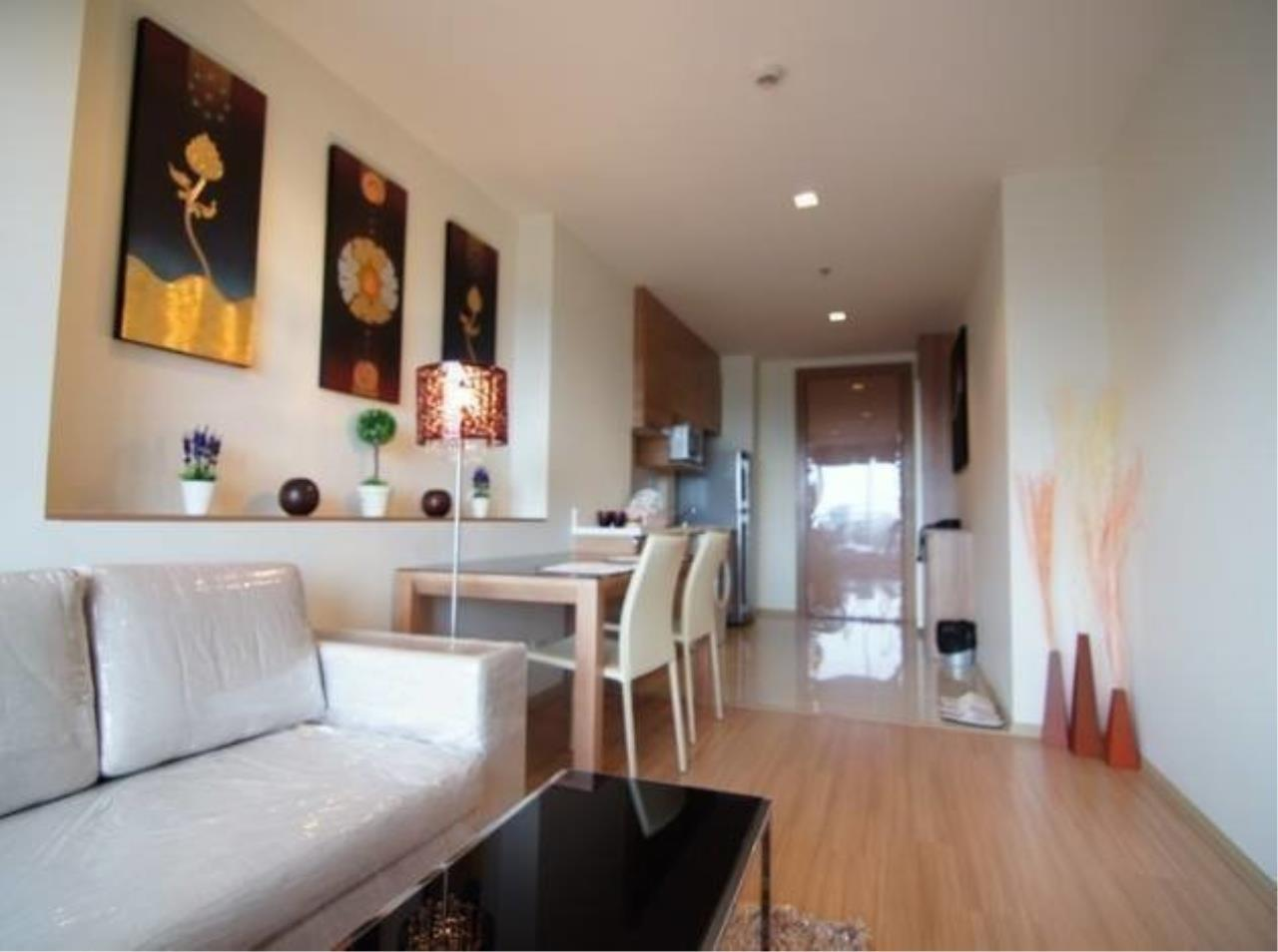 The One Residence Agency's condominium for Sale at Rhythm Ratchada - Huai Khwang , 1BR , 1BA , 50SQM 6