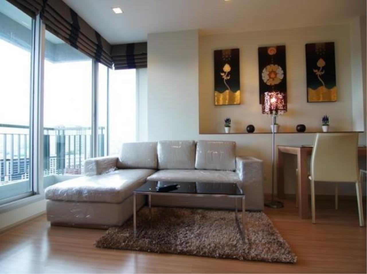 The One Residence Agency's condominium for Sale at Rhythm Ratchada - Huai Khwang , 1BR , 1BA , 50SQM 1
