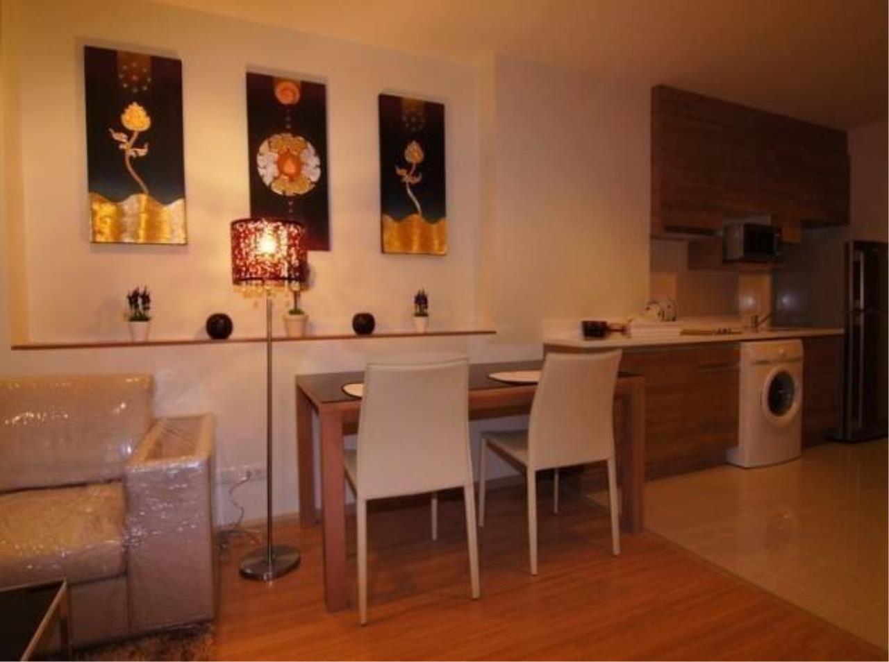 The One Residence Agency's condominium for Sale at Rhythm Ratchada - Huai Khwang , 1BR , 1BA , 50SQM 5