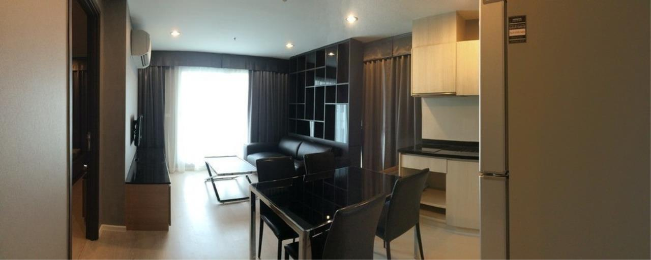 The One Residence Agency's condominium for Sale at Rhythm Sathorn - Narathiwas , 2BR , 2BA , 61SQM 6