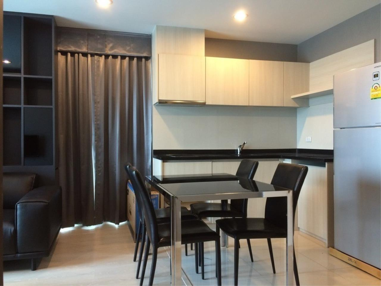 The One Residence Agency's condominium for Sale at Rhythm Sathorn - Narathiwas , 2BR , 2BA , 61SQM 5