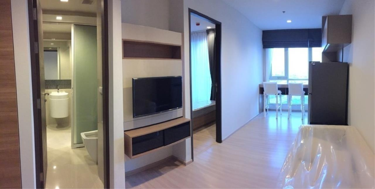 The One Residence Agency's condominium for Sale at Rhythm Sathorn - Narathiwas , 1BR , 1BA , 35SQM 1