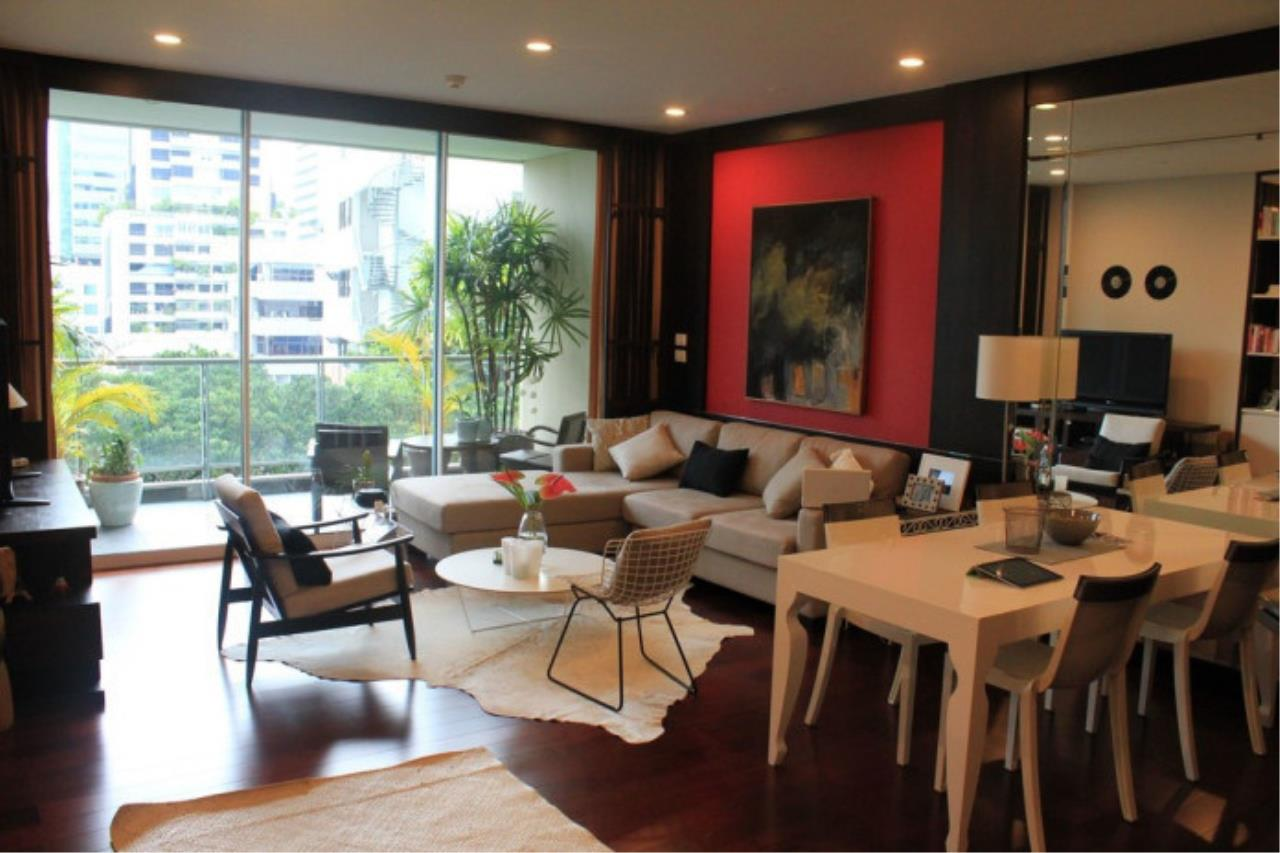 The One Residence Agency's condominium for Sale at The Park Chidlom , 2BR , 3BA , 152SQM 2