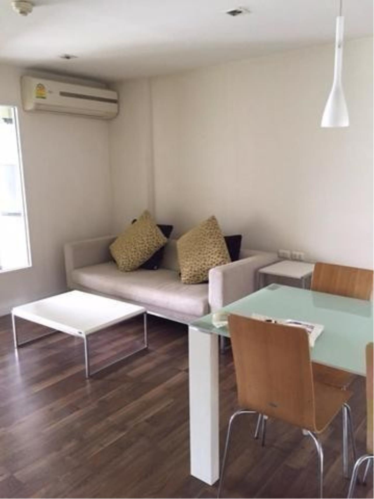 The One Residence Agency's condominium for Sale at The Room Sukhumvit 79 , 2BR , 1BA , 58SQM 1