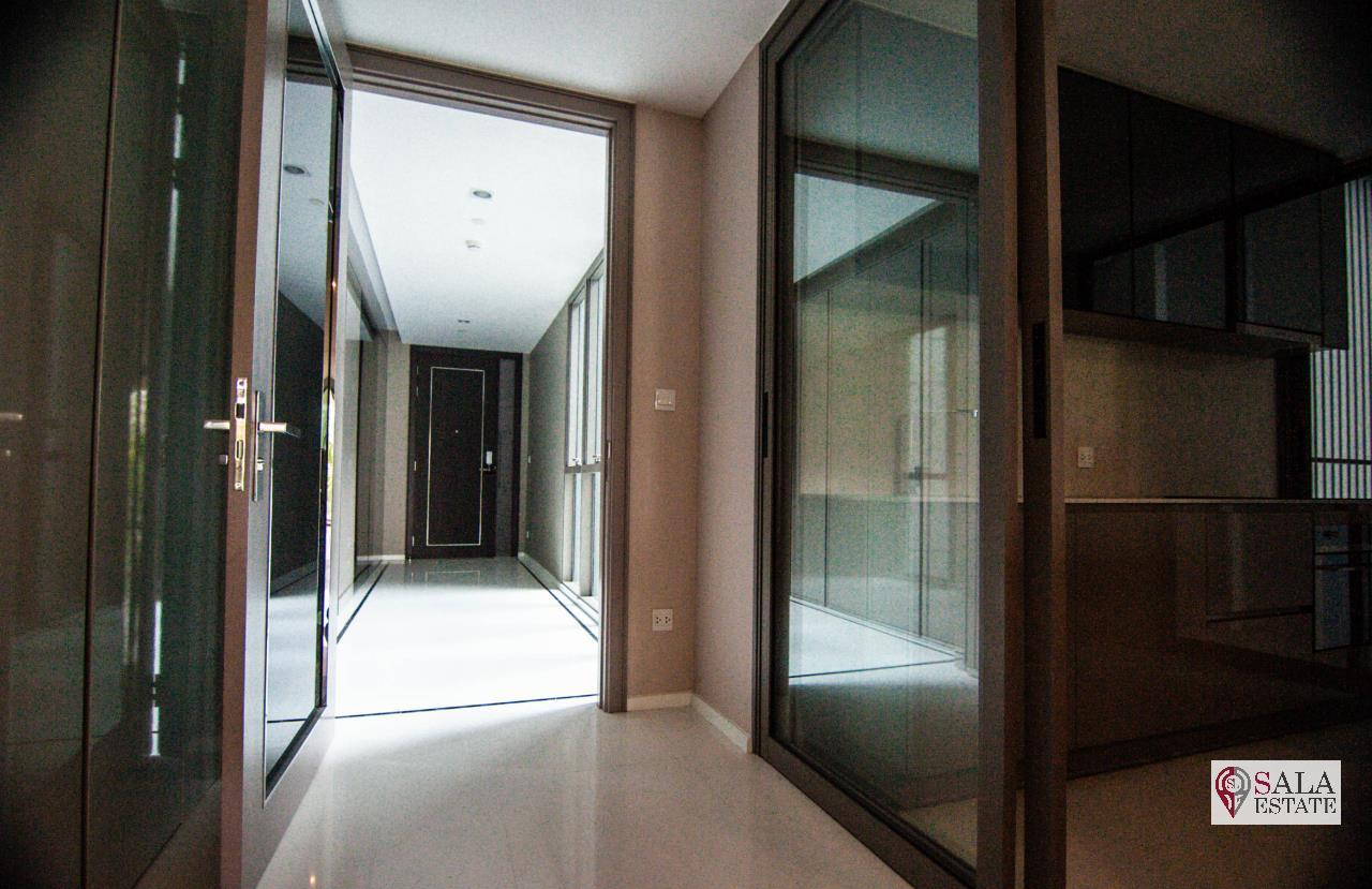 SALA ESTATE Agency's ( FOR RENT ) 333 RIVERSIDE CONDO - MRT BANG PHO, 2 BEDROOMS 2 BATHROOMS, FULLY FURNISHED, RIVER VIEW 4