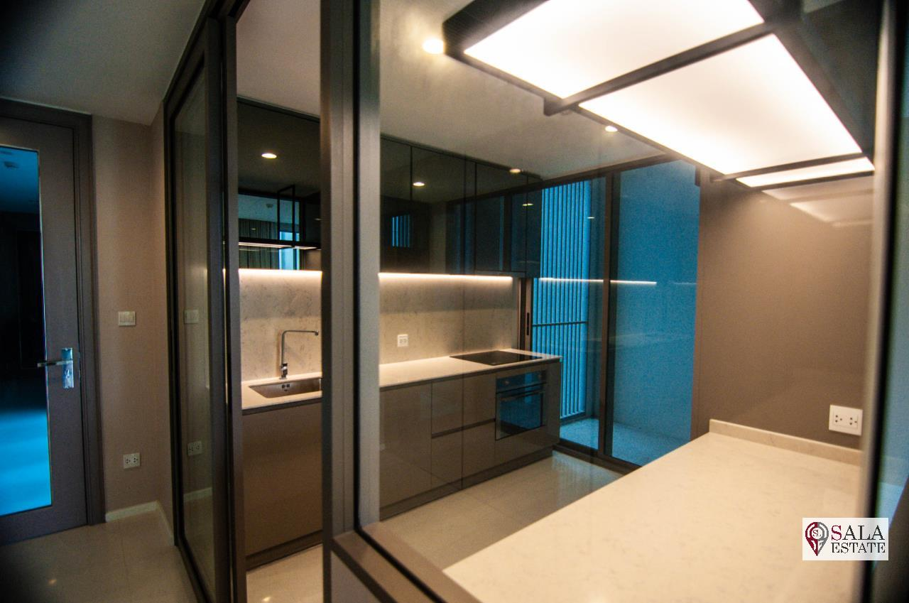 SALA ESTATE Agency's ( FOR RENT ) 333 RIVERSIDE CONDO - MRT BANG PHO, 2 BEDROOMS 2 BATHROOMS, FULLY FURNISHED, RIVER VIEW 8