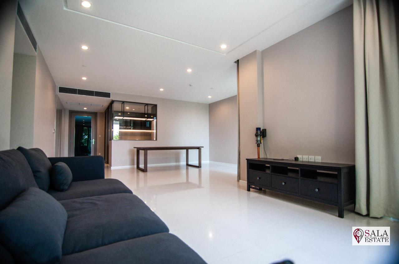 SALA ESTATE Agency's ( FOR RENT ) 333 RIVERSIDE CONDO - MRT BANG PHO, 2 BEDROOMS 2 BATHROOMS, FULLY FURNISHED, RIVER VIEW 10