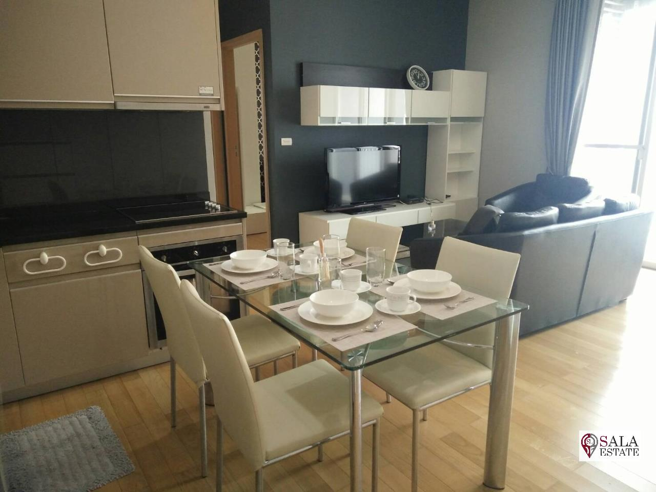 SALA ESTATE Agency's ( SELL WITH TENANT) 39 BY SANSIRI - BTS PROMPONG, 2 BEDROOMS 2 BATHROOMS, FULLY FURNISHED 5