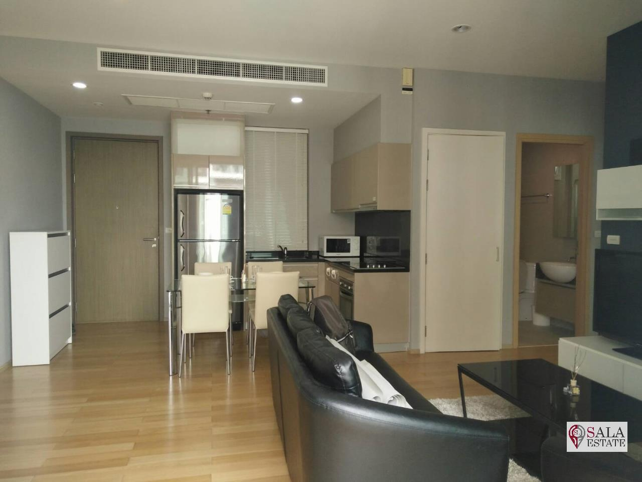 SALA ESTATE Agency's ( SELL WITH TENANT) 39 BY SANSIRI - BTS PROMPONG, 2 BEDROOMS 2 BATHROOMS, FULLY FURNISHED 6