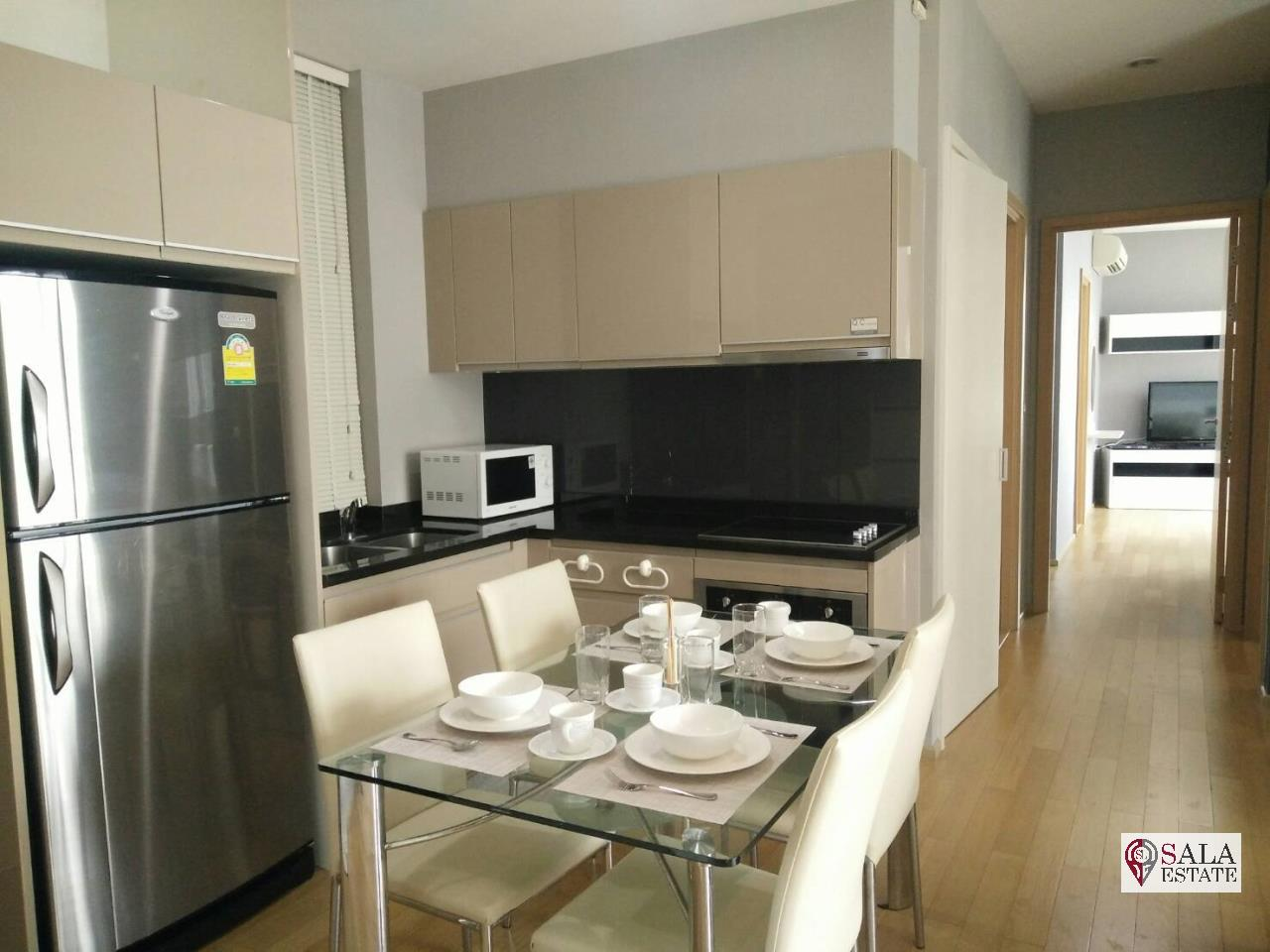 SALA ESTATE Agency's ( SELL WITH TENANT) 39 BY SANSIRI - BTS PROMPONG, 2 BEDROOMS 2 BATHROOMS, FULLY FURNISHED 7