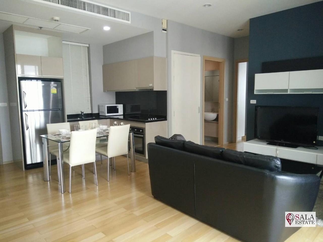 SALA ESTATE Agency's ( SELL WITH TENANT) 39 BY SANSIRI - BTS PROMPONG, 2 BEDROOMS 2 BATHROOMS, FULLY FURNISHED 8
