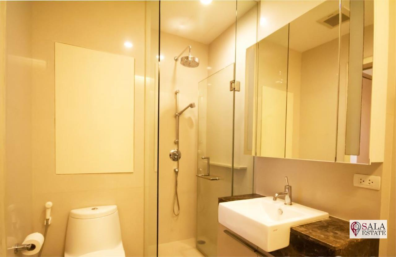 SALA ESTATE Agency's ( FOR SALE ) 39 BY SANSIRI - BTS PROMPONG, 55.73 SQM 1 BEDROOM 1 BATHROOM, FULLY FURNISHED, CITY VIEW 6