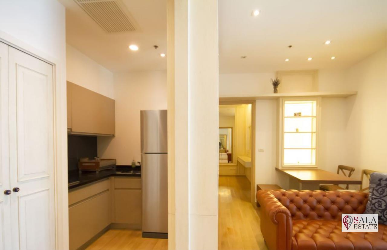 SALA ESTATE Agency's ( FOR SALE ) 39 BY SANSIRI - BTS PROMPONG, 55.73 SQM 1 BEDROOM 1 BATHROOM, FULLY FURNISHED, CITY VIEW 5