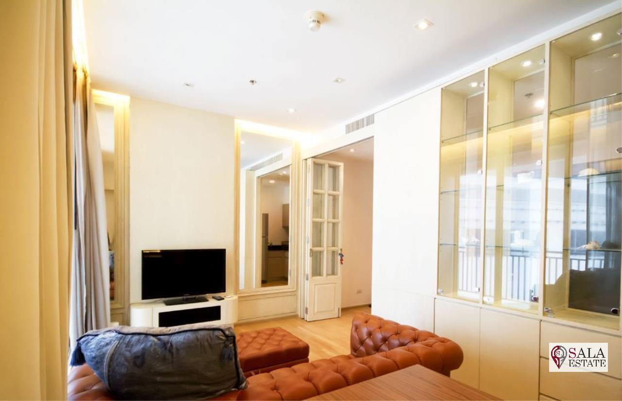 SALA ESTATE Agency's ( FOR SALE ) 39 BY SANSIRI - BTS PROMPONG, 55.73 SQM 1 BEDROOM 1 BATHROOM, FULLY FURNISHED, CITY VIEW 1