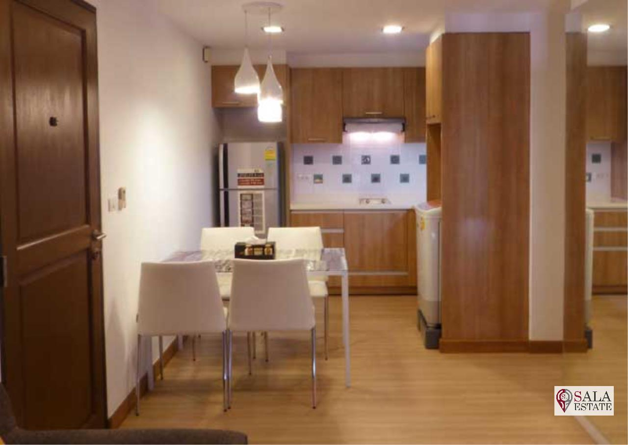 SALA ESTATE Agency's THE ALCOVE 49 – BTS THONG LO, 2 Bedroom 2 Bathroom, Fully furnished, City View 2