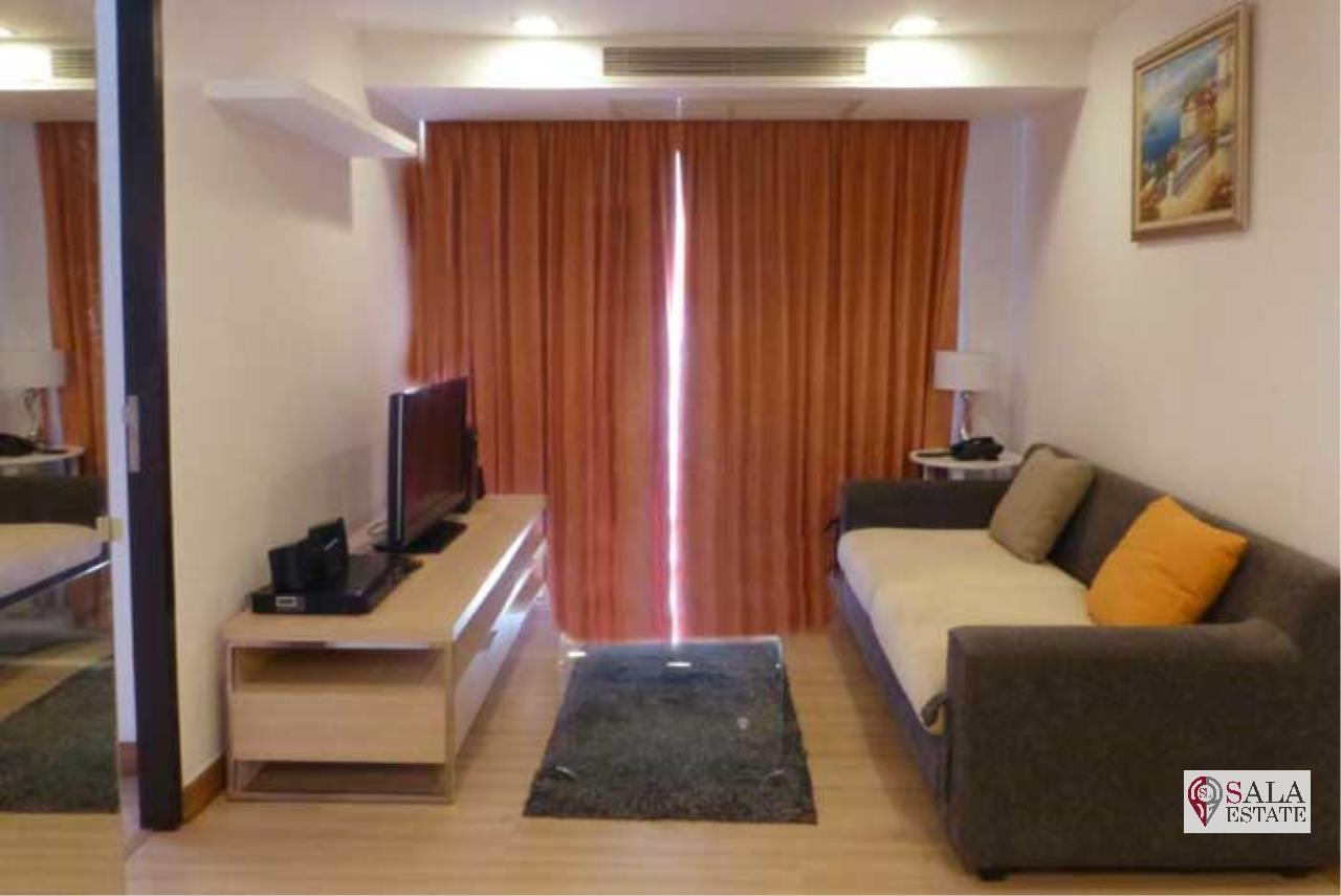 SALA ESTATE Agency's THE ALCOVE 49 – BTS THONG LO, 2 Bedroom 2 Bathroom, Fully furnished, City View 1