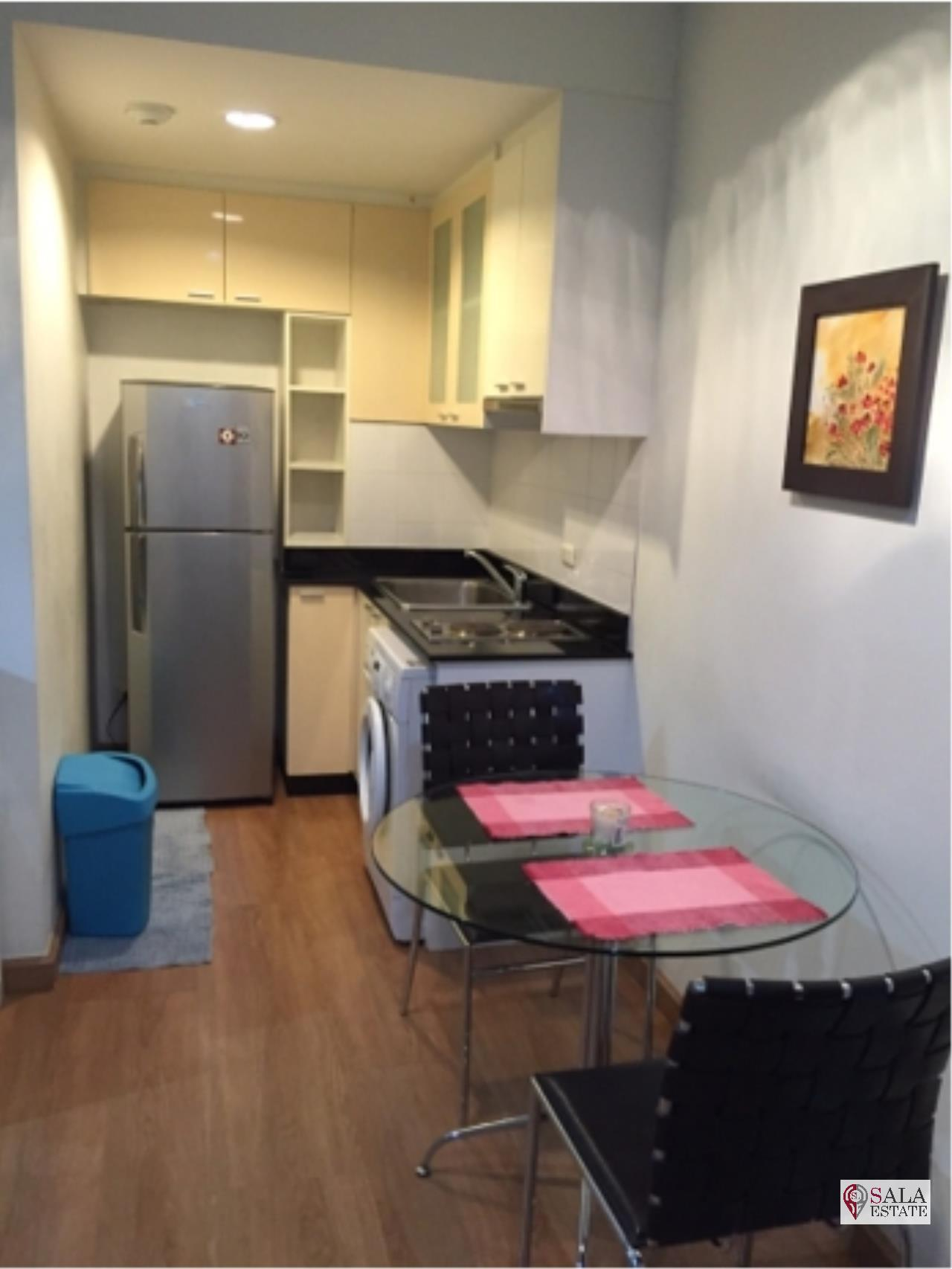 SALA ESTATE Agency's (FOR RENT)THE ADDRESS SUKHUMVIT 42 - BTS EKKAMAI 1 BEDROOM 1 BATHROOM CITY VIEW 4