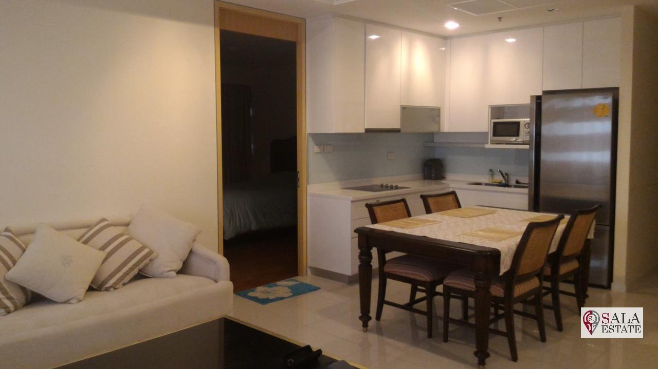 SALA ESTATE Agency's AMANTA LUMPINI – MRT LUMPINI, 2 Bedroom 3 Bathroom, Fully furnished, City View 1