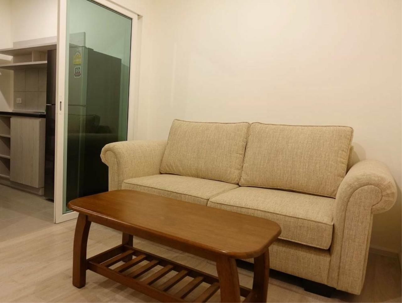 SALA ESTATE Agency's (FOR RENT)ASPIRE SATHORN - THAPRA – BTS TALAT PHLU, 31 SQM 1 BEDROOM 1 BATHROOM, FULLY FURNISHED 2
