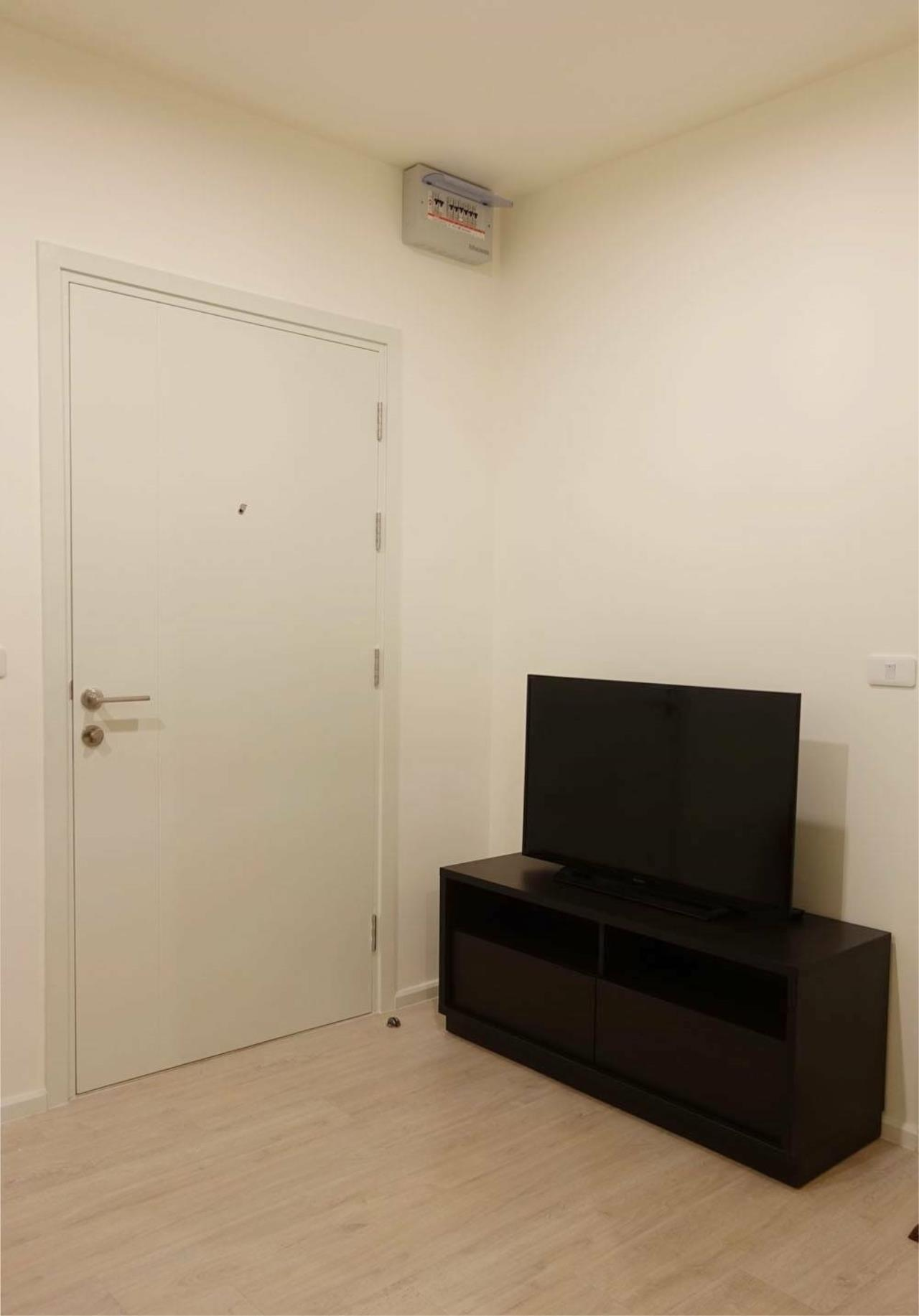 SALA ESTATE Agency's (FOR RENT)ASPIRE SATHORN - THAPRA – BTS TALAT PHLU, 31 SQM 1 BEDROOM 1 BATHROOM, FULLY FURNISHED 5