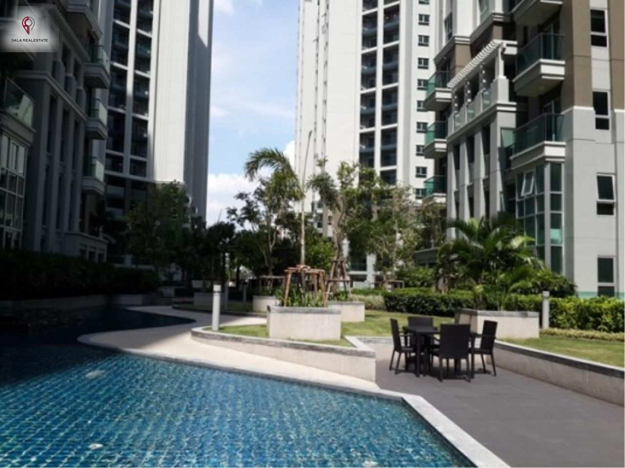 SALA ESTATE Agency's BELLE GRAND RAMA IX - NEAR MRT PHRA RAM 9 10