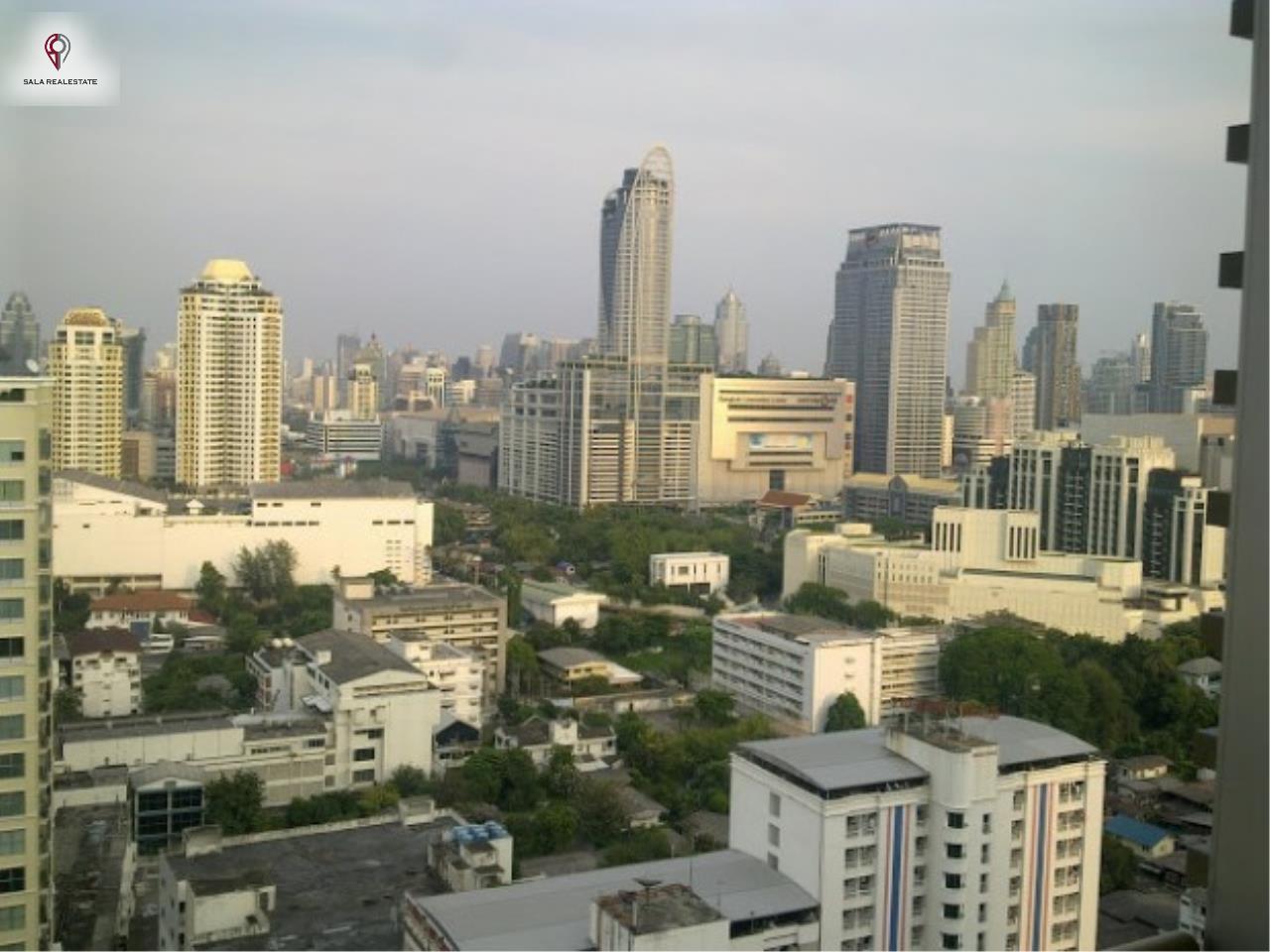SALA ESTATE Agency's BAAN KLANG KRUNG SIAM-PATHUMWAN 17