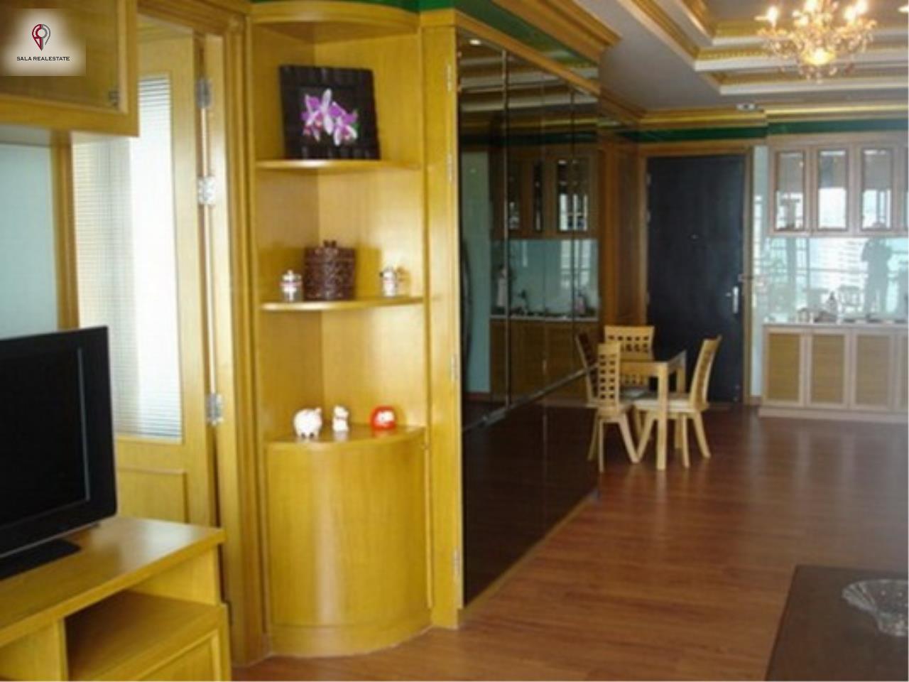SALA ESTATE Agency's BAAN KLANG KRUNG SIAM-PATHUMWAN 4