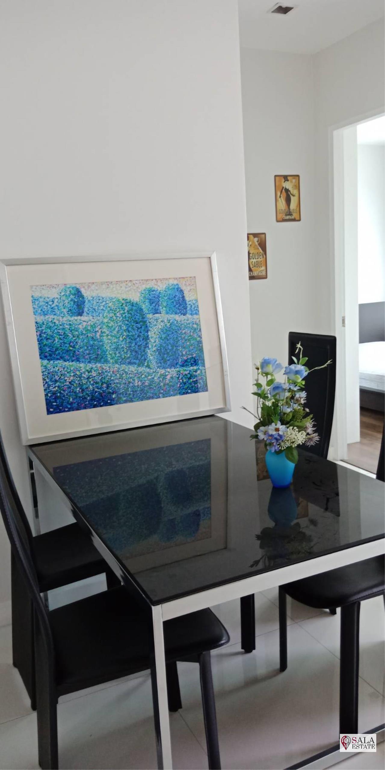 SALA ESTATE Agency's THE BLOOM SUKHUMVIT 71 – BTS PHRA KHANONG, 2 BEDROOM 1 BATHROOM, FULLY FURNISHED, CITY VIEW 4