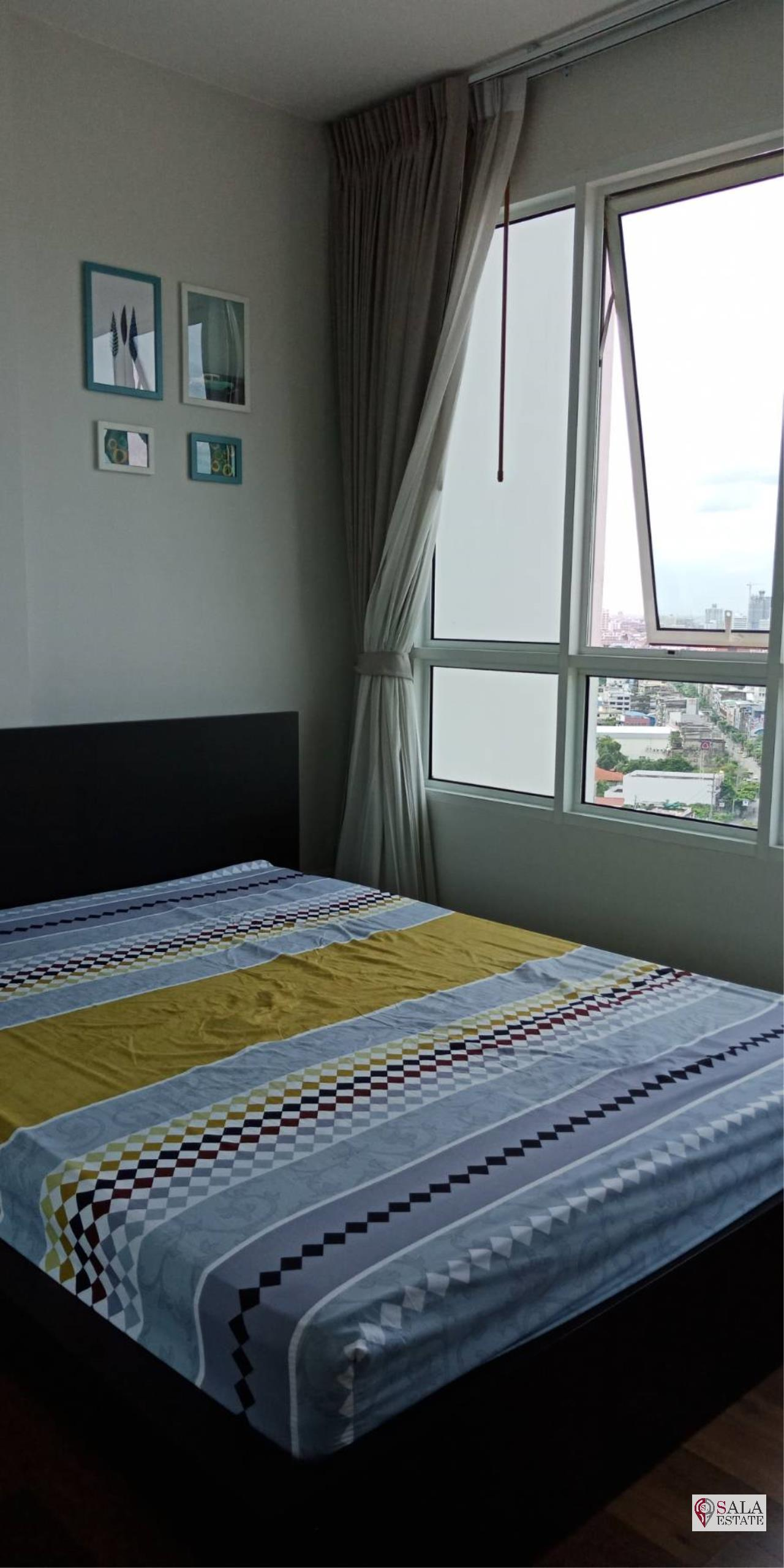 SALA ESTATE Agency's THE BLOOM SUKHUMVIT 71 – BTS PHRA KHANONG, 2 BEDROOM 1 BATHROOM, FULLY FURNISHED, CITY VIEW 1