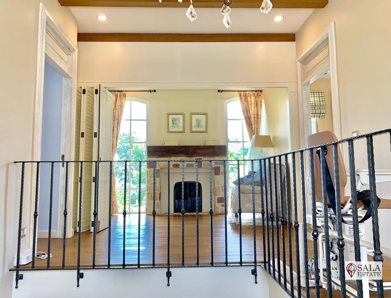 SALA ESTATE Agency's (FOR SALE ONLY 18 MB) PRIVATE LUXURY HOUSE IN KHAO YAI - MAGNOLIAS FRENCH COUNTRY KHAO YAI 10
