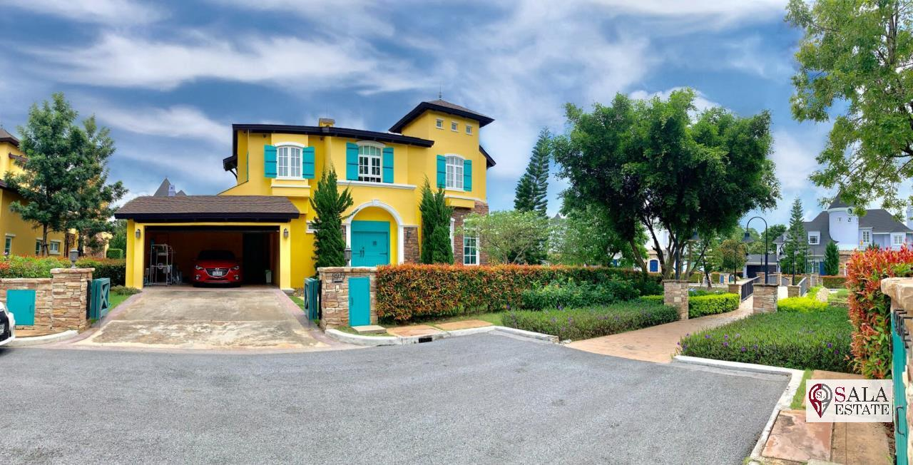 SALA ESTATE Agency's (FOR SALE ONLY 18 MB) PRIVATE LUXURY HOUSE IN KHAO YAI - MAGNOLIAS FRENCH COUNTRY KHAO YAI 19