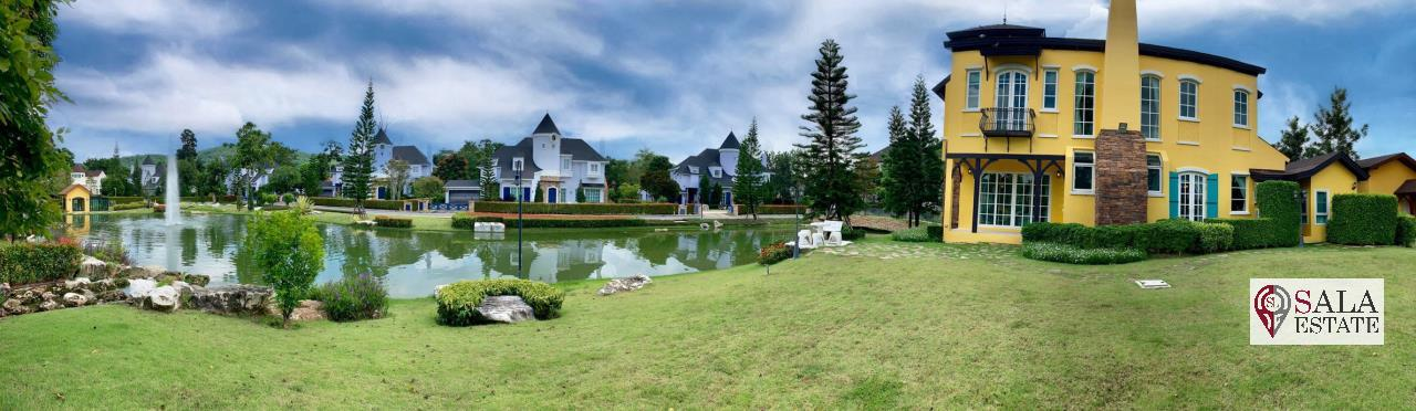 SALA ESTATE Agency's (FOR SALE ONLY 18 MB) PRIVATE LUXURY HOUSE IN KHAO YAI - MAGNOLIAS FRENCH COUNTRY KHAO YAI 20
