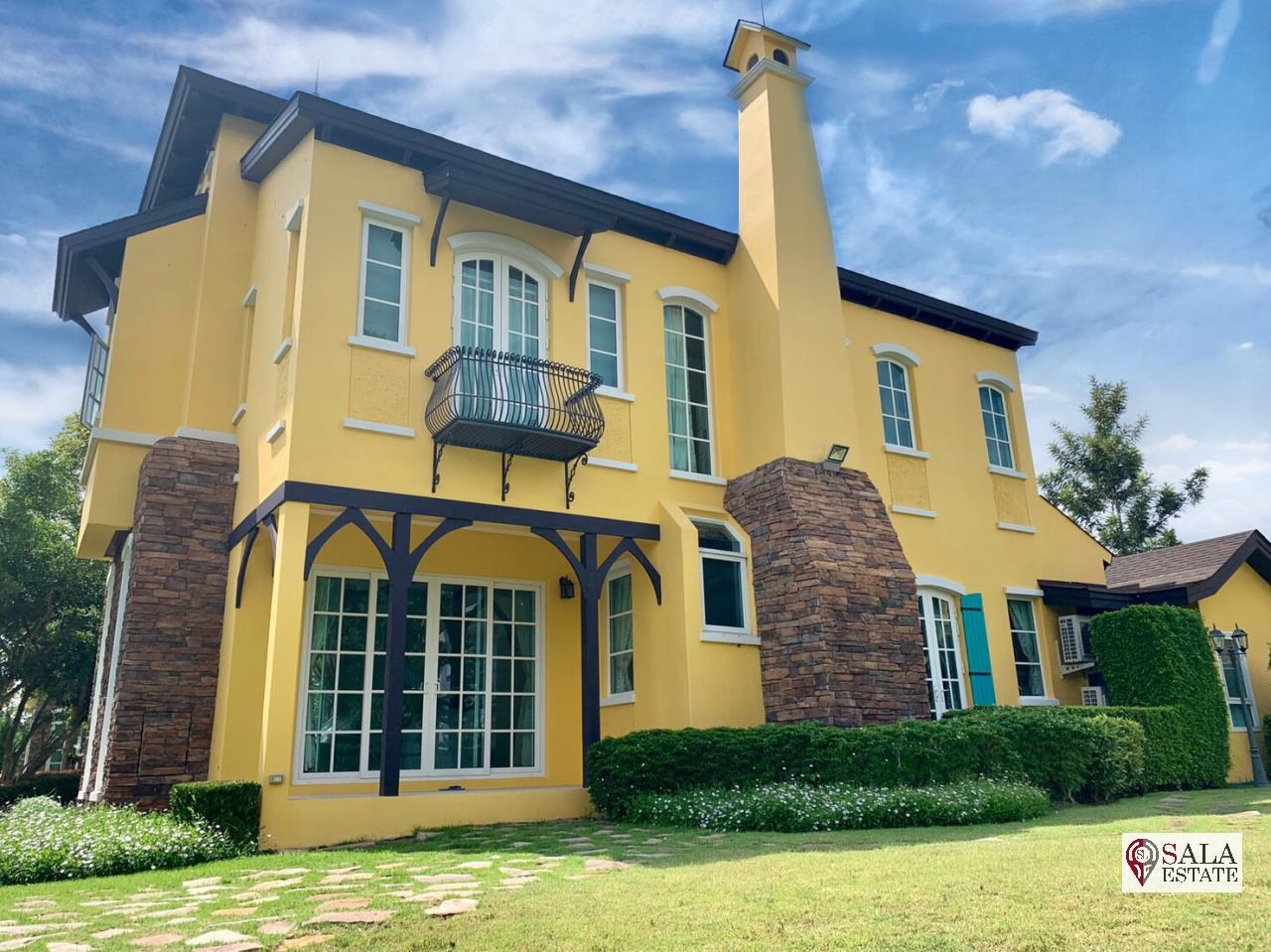 SALA ESTATE Agency's (FOR SALE ONLY 18 MB) PRIVATE LUXURY HOUSE IN KHAO YAI - MAGNOLIAS FRENCH COUNTRY KHAO YAI 2