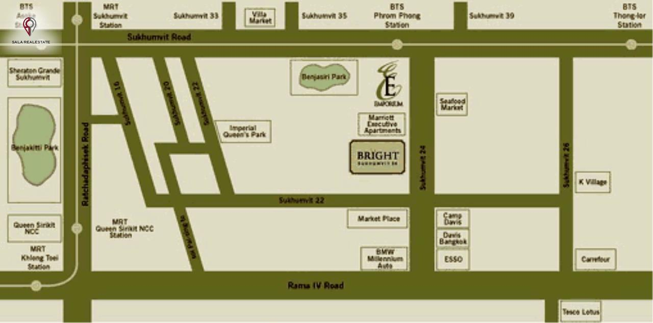 SALA ESTATE Agency's BRIGHT SUKHUMVIT 24 7