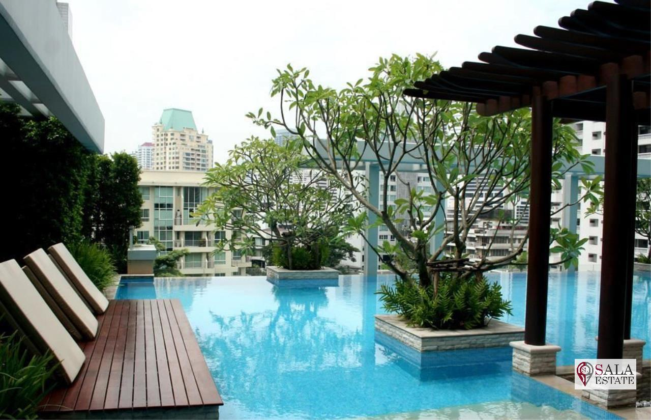 SALA ESTATE Agency's ( FOR SALE ) BAAN SIRI 24 – BTS PHROM PHONG, 115 SQM 2 BEDROOMS 2 BATHROOMS, FULLY FURNISHED, CITY VIEW 2