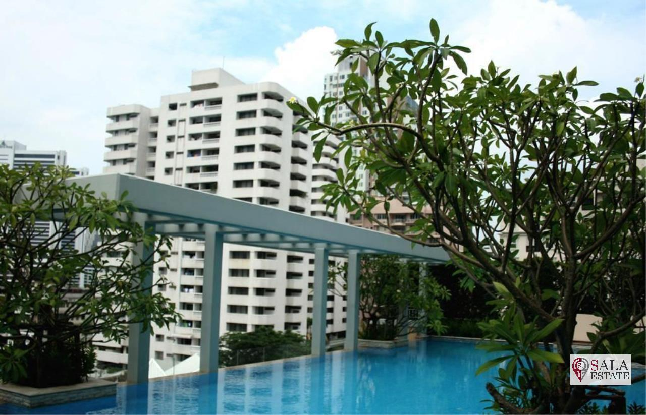 SALA ESTATE Agency's ( FOR SALE ) BAAN SIRI 24 – BTS PHROM PHONG, 115 SQM 2 BEDROOMS 2 BATHROOMS, FULLY FURNISHED, CITY VIEW 1