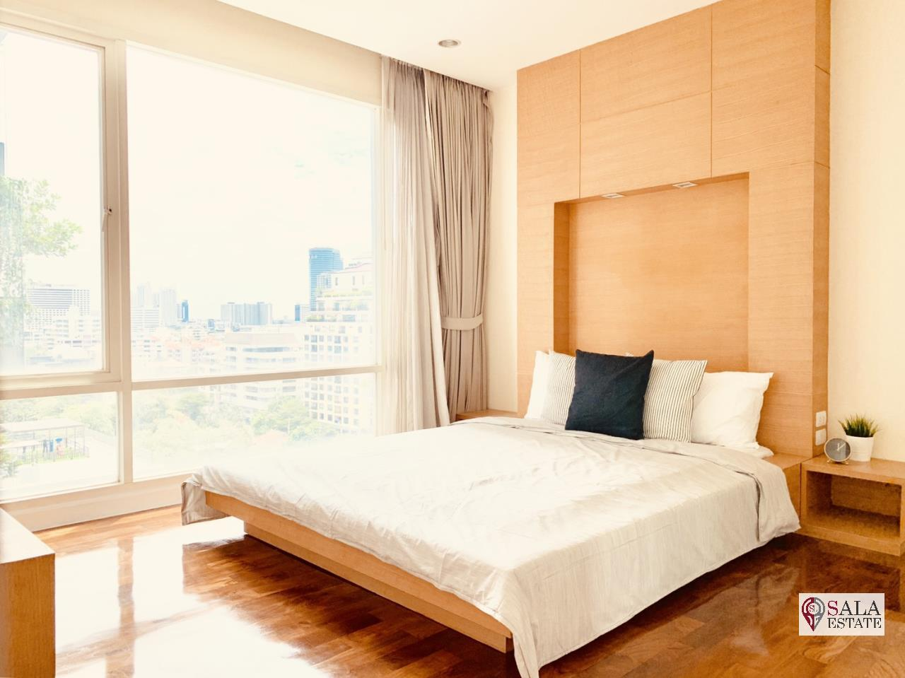SALA ESTATE Agency's ( FOR RENT ) BAAN SIRI 31 – BTS PHROM PHONG, 58 SQM 1 BEDROOM 1 BATHROOM, FULLY FURNISHED, CITY VIEW 7