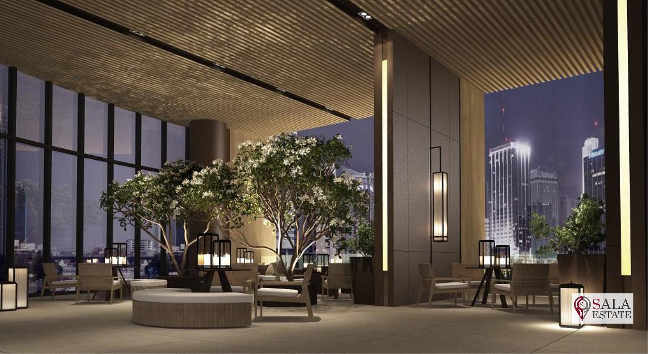 SALA ESTATE Agency's (FOR SALE) BANYAN TREE RESIDENCE RIVERSIDE– RIVERSIDE,ICONSIAM 1