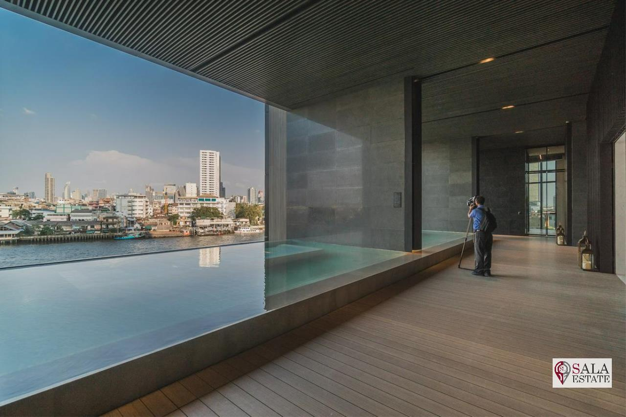 SALA ESTATE Agency's (FOR SALE) BANYAN TREE RESIDENCE RIVERSIDE– RIVERSIDE,ICONSIAM 2