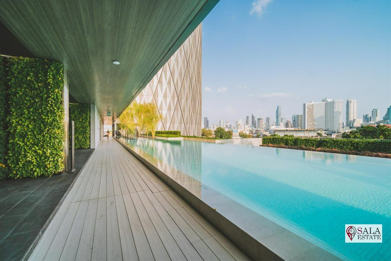 SALA ESTATE Agency's (FOR SALE) BANYAN TREE RESIDENCE RIVERSIDE– RIVERSIDE,ICONSIAM 3