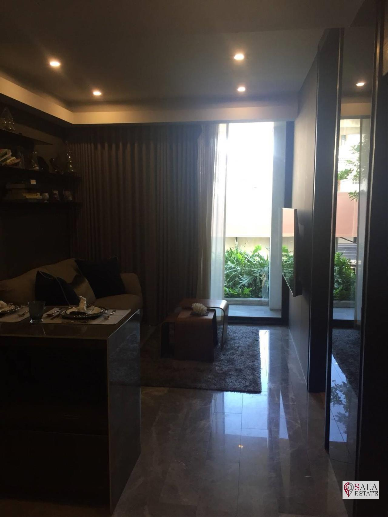 SALA ESTATE Agency's ( FOR SALE ) CONDO 168 SUKHUMVIT 36 - LOW RISE, 1 BEDROOM 1 BATHROOM, FULLY FURNISHED 8