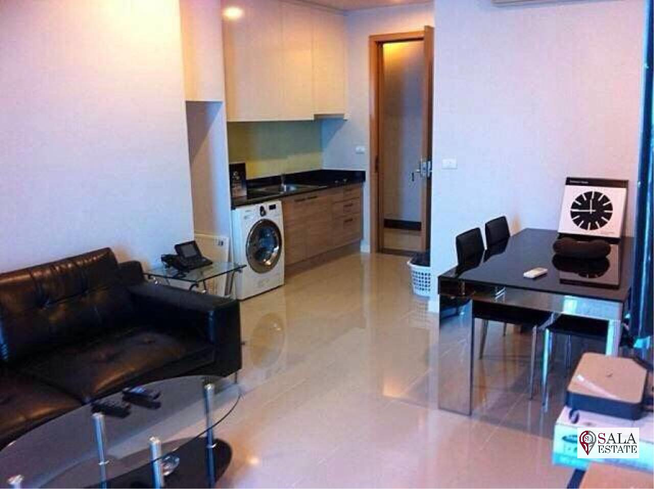 SALA ESTATE Agency's CIRCLE CONDOMINIUM- MRT PETCHABURI 4