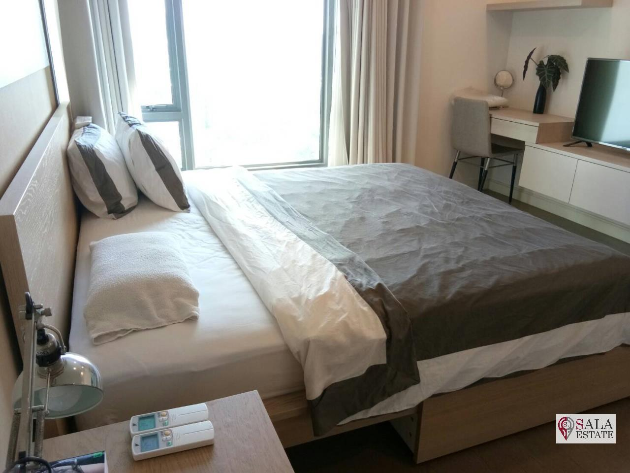 SALA ESTATE Agency's ( FOR RENT ) THE CREST SUKHUMVIT – BTS THONG LOR, 1 BEDROOM 1 BATHROOM, FULLY FURNISHED, CITY VIEW 2
