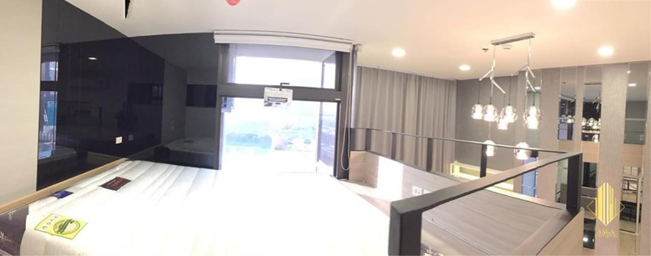 SALA ESTATE Agency's (FOR RENT)THE EDGE SUKHUMVIT 23 – BTS ASOKE, 35 SQM 1 BEDROOM 1 BATHROOM, FULLY FURNISHED, CITY VIEW 6