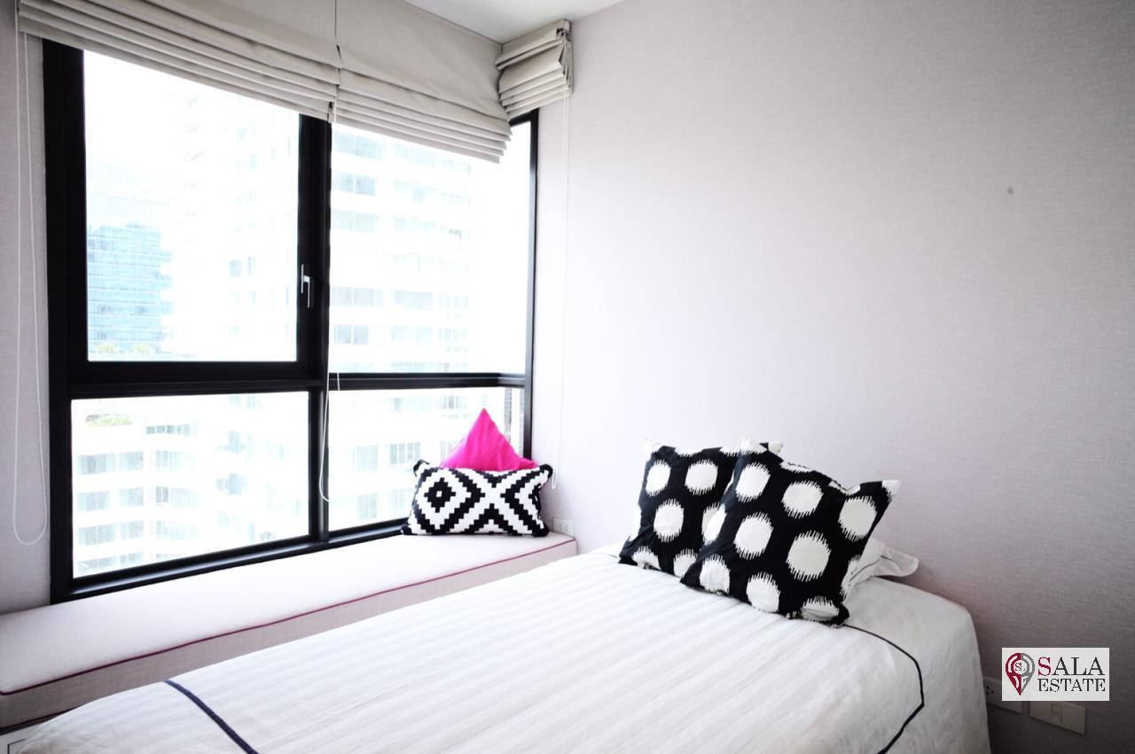 SALA ESTATE Agency's (FOR RENT)HQ BY SANSIRI CONDO – BTS THONGLOR, 2BEDROOMS 2BATHROOMS, FULLY FURNISHED 10